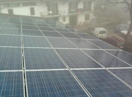 Impianto fotovoltaico 19,32 kWp Sabbio Chiese (BS)