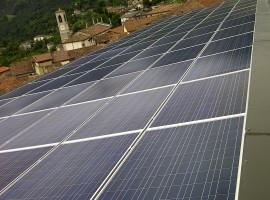 Impianto fotovoltaico 19,74 kWp Bione (BS)