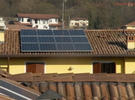 Impianto fotovoltaico 2,88 kWp Sabbio Chiese (BS)