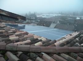 Impianto fotovoltaico 2,88 kWp Vestone (BS)