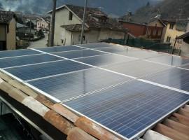 Impianto fotovoltaico 3,60 kWp Vestone (BS)