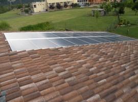 Impianto fotovoltaico 4.6 kWp Sabbio Chiese (BS)