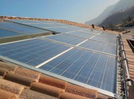Impianto fotovoltaico 4.60 kWp Sabbio Chiese (BS)