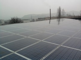 Impianto fotovoltaico 41,40 kWp Odolo (BS)