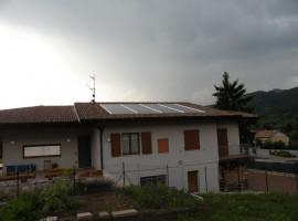 Impianto fotovoltaico 4,60 kWp Sabbio Chiese (BS)