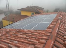 Impianto fotovoltaico 4,60 kWp Vobarno (BS)