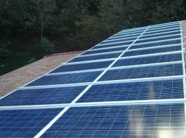 Impianto fotovoltaico 6,44 kWp Provaglio val Sabbia (BS)