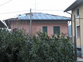 Impianto fotovoltaico 9,87 kWp Bovezzo (BS)