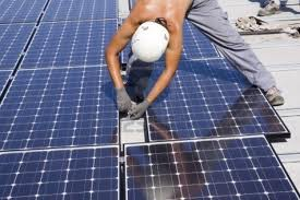installazione pannello fotovoltaico