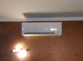 Mitsubishi Electric Unità interna a parete - Sabbio Chiese (BS)