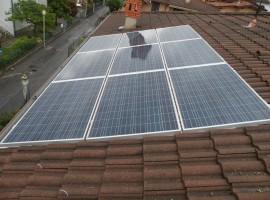 Impianto Fotovoltaico 4,80 kWp Gavardo(BS)
