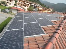 Impianto Fotovoltaico 6.58 kWp Sabbio Chiese (BS)