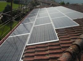 Impianto Fotovoltaico 6,6 kWp Sabbio Chiese (BS)