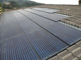 Impianto fotovoltaico 10,00 kWp Sabbio Chiese (BS) innovativo