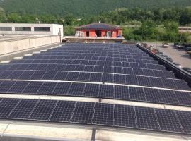 Impianto fotovoltaico 100,00 kWp Vobarno (BS)