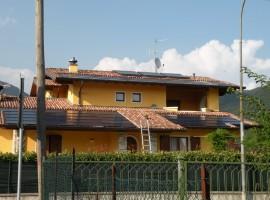 Impianto fotovoltaico 10,60 kWp Sabbio Chiese (BS) innovativo