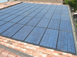 Impianto fotovoltaico 11,40 kWp Calcinato (BS) innovativo