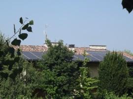 Impianto fotovoltaico 12,00 kWp Adro (BS)