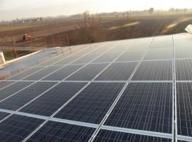 Impianto fotovoltaico 12,00 kWp Ghedi (BS)