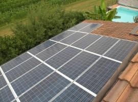 Impianto fotovoltaico 12,00 kWp Muscoline (BS)