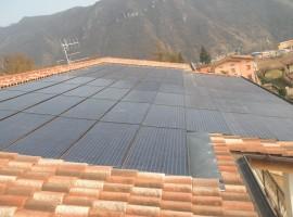 Impianto fotovoltaico 14,04 kWp Sabbio Chiese (BS) innovativo
