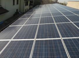 Impianto fotovoltaico 18,72 kWp Ghedi (BS)
