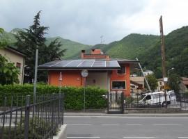 Impianto fotovoltaico 19,68 kWp Vobarno (BS)