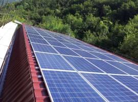 Impianto fotovoltaico 19,75 kWp Roè Volciano (BS)