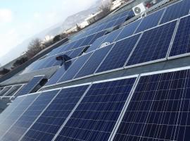 Impianto fotovoltaico 19,92 kWp Mazzano (BS)