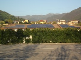 Impianto fotovoltaico 20,00 kWp Sabbio Chiese (BS) innovativo