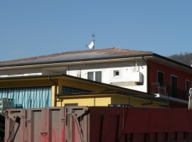 Impianto fotovoltaico 20,00 kWp Vobarno (BS) innovativo