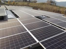 Impianto fotovoltaico 24,96 kWp Odolo (BS)