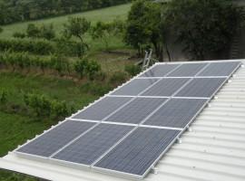 Impianto fotovoltaico 2,88 kWp Bedizzole (BS)