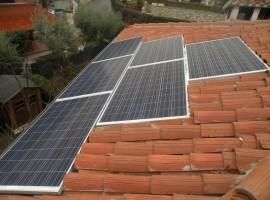Impianto fotovoltaico 2,88 kWp Gavardo (BS)