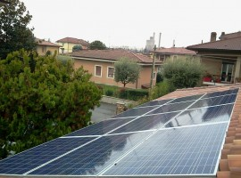 Impianto fotovoltaico 2,88 kWp Mazzano (BS)