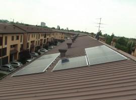Impianto fotovoltaico 2,88 kWp San Polo (BS)