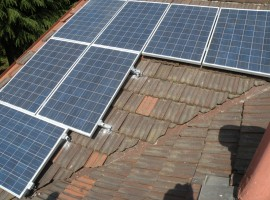 Impianto fotovoltaico 2,99 kWp Odolo (BS)