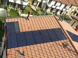 Impianto fotovoltaico 3,00 kWp Gavardo (BS) innovativo