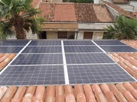 Impianto fotovoltaico 3,00 kWp Nuvolera (BS)