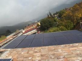 Impianto fotovoltaico 3,00 kWp Roè Volciano (BS) innovativo