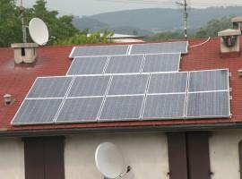 Impianto fotovoltaico 3,525 kWp Prevalle (BS)