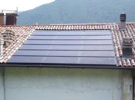 Impianto fotovoltaico 3,60 kWp Pertica Bassa (BS) innovativo