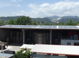 Impianto fotovoltaico 36,00 kWp Nuvolera (BS)