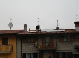 Impianto fotovoltaico 3,68 kWp Odolo (BS)