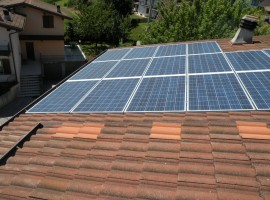 Impianto fotovoltaico 3,84 kWp Muscoline (BS)