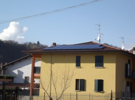 Impianto fotovoltaico 3,92 kWp Sabbio Chiese (BS) VISION