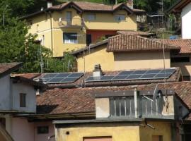Impianto fotovoltaico 4,00 kWp Agnosine (BS)