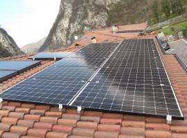 Impianto fotovoltaico 4,00 kWp Barghe (BS) SunEdison