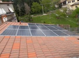 Impianto fotovoltaico 4,00 kWp Bione (BS)