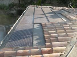Impianto fotovoltaico 4,00 kWp Corte Franca (BS) innovativo